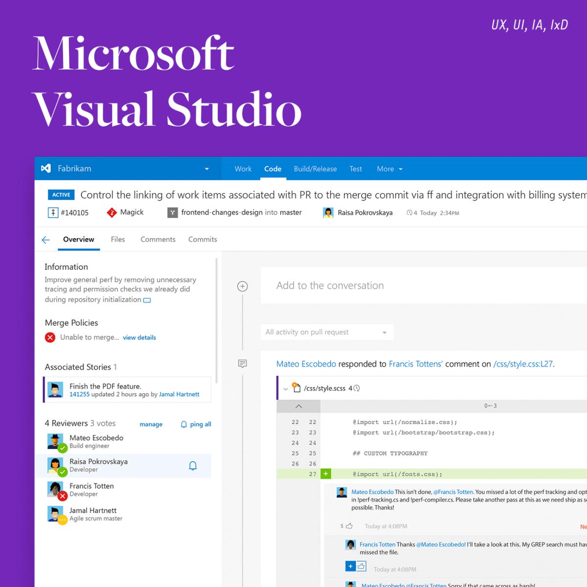 Visual Studio - Microsoft